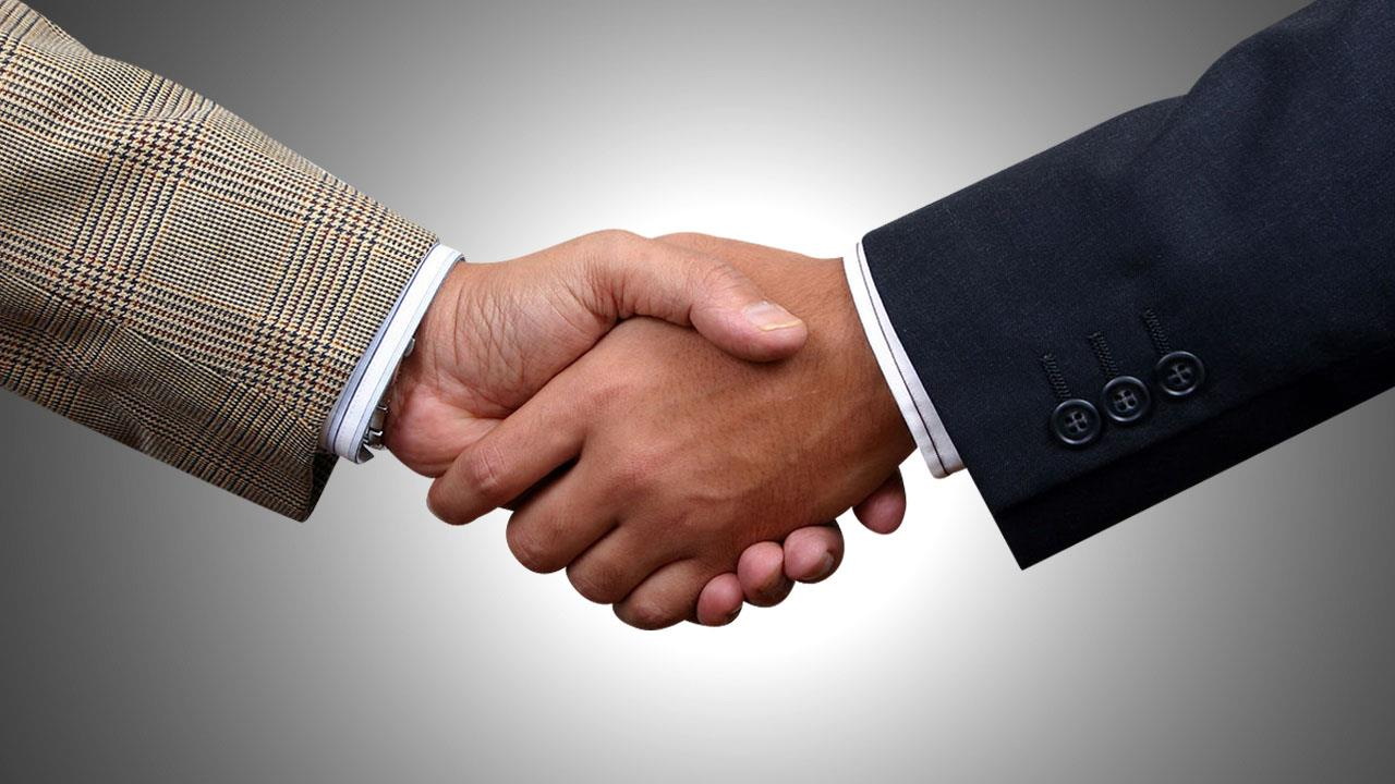 good handshake How can the answer be improved.